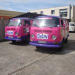 Combi vw Belin