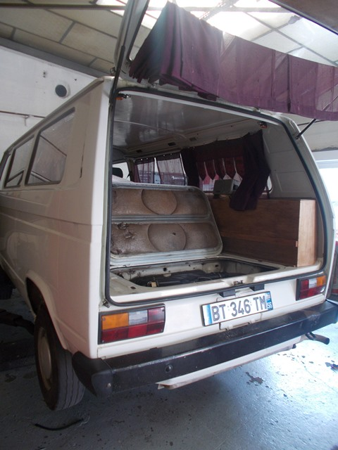 les transporteurs affluent au garage schmecko sp cialiste vw aircooled. Black Bedroom Furniture Sets. Home Design Ideas